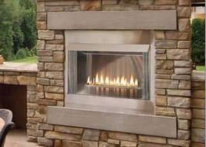 Picture of Carol Rose Loft Premium Outdoor Fireplace 36