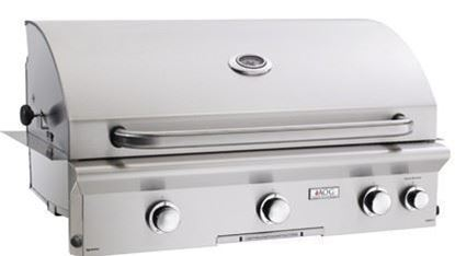 "Picture of American Outdoor Grill, 36"" Built In Grill, 36NBL"