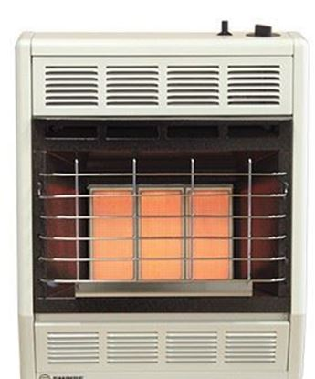 SR18TW vent free heater